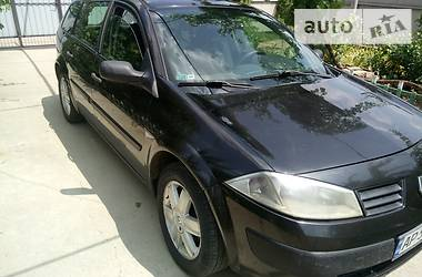 Renault Megane 2004 в Мелитополе