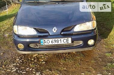 Купе Renault Megane 1995 в Иршаве