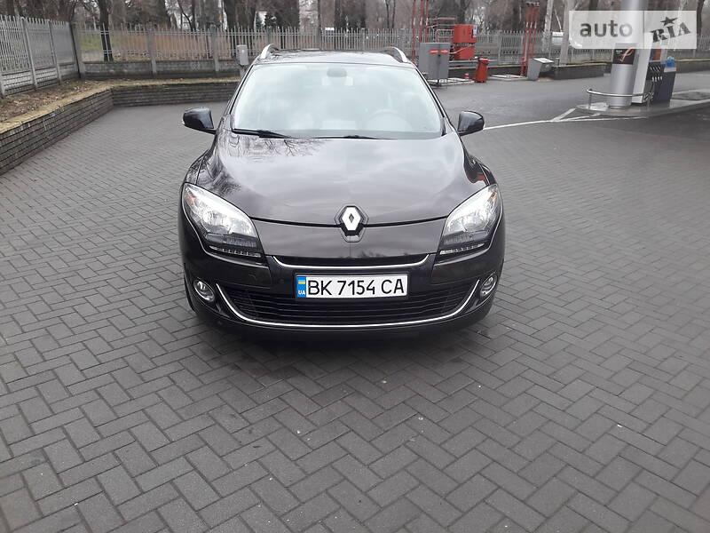 Renault Megane 2013 в Запорожье