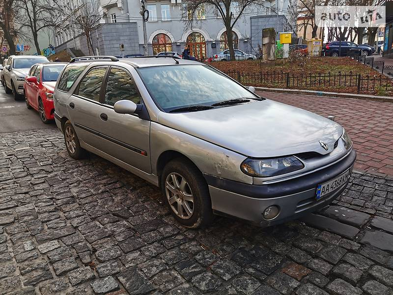 Renault Megane 1999 в Киеве