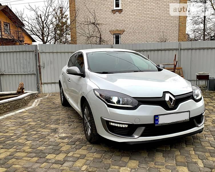 Renault Megane 2014 в Буче