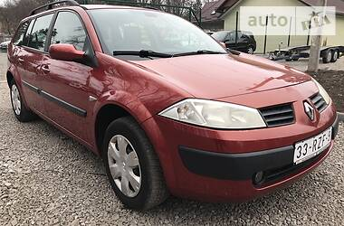 Renault Megane 2005 в Староконстантинове