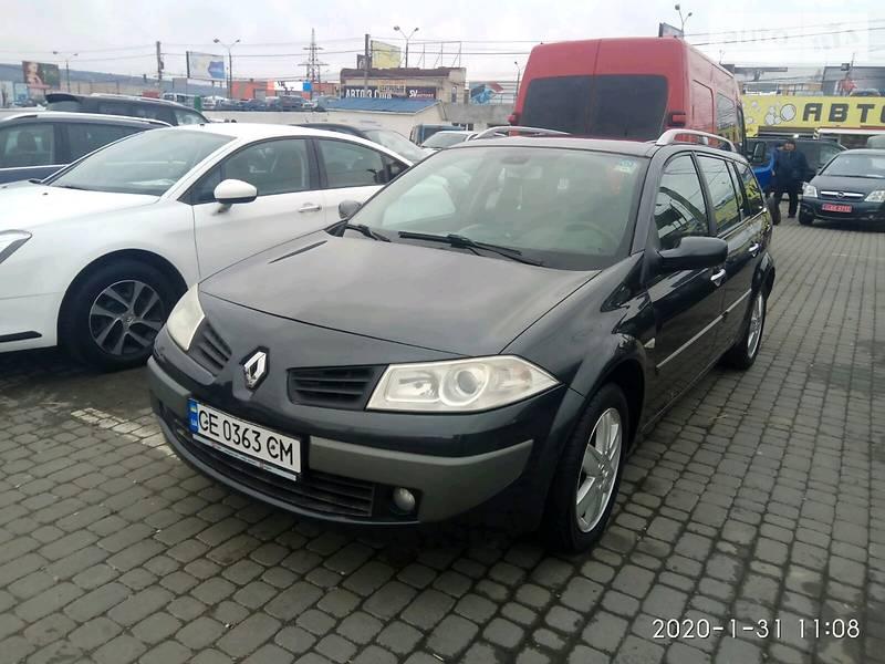 Renault Megane 2007 в Черновцах
