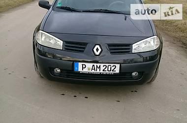Renault Megane 2003 в Львове