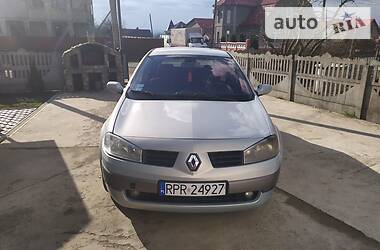 Renault Megane 2002 в Снятине