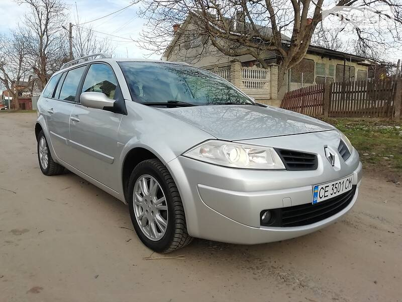 Renault Megane 2008 в Черновцах