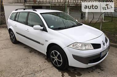 Renault Megane 2007 в Золочеве