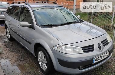 Renault Megane 2004 в Ужгороде
