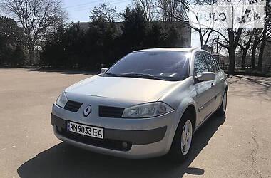 Renault Megane 2004 в Бердичеве