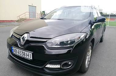 Renault Megane 2016 в Виннице