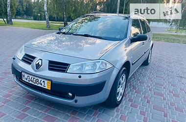 Renault Megane 2005 в Лубнах
