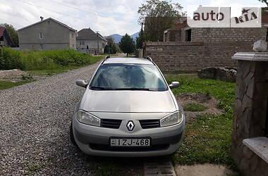Renault Megane 2003 в Хусте