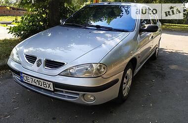 Renault Megane 1999 в Черновцах