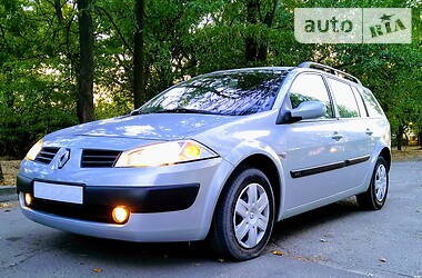 Renault Megane 2005 в Херсоне