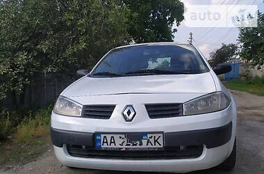 Renault Megane 2003 в Днепре
