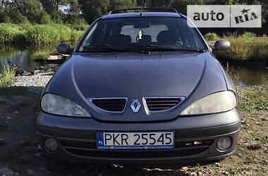Renault Megane 1999 в Барановке