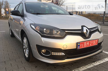 Renault Megane 2016 в Киеве