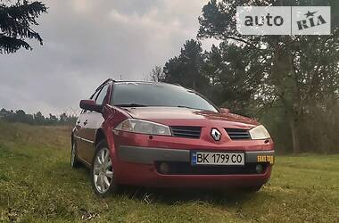 Renault Megane 2004 в Кременце