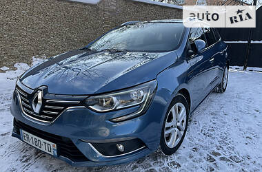 Renault Megane 2017 в Луцке