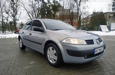 Renault Megane 2004 в Стрые