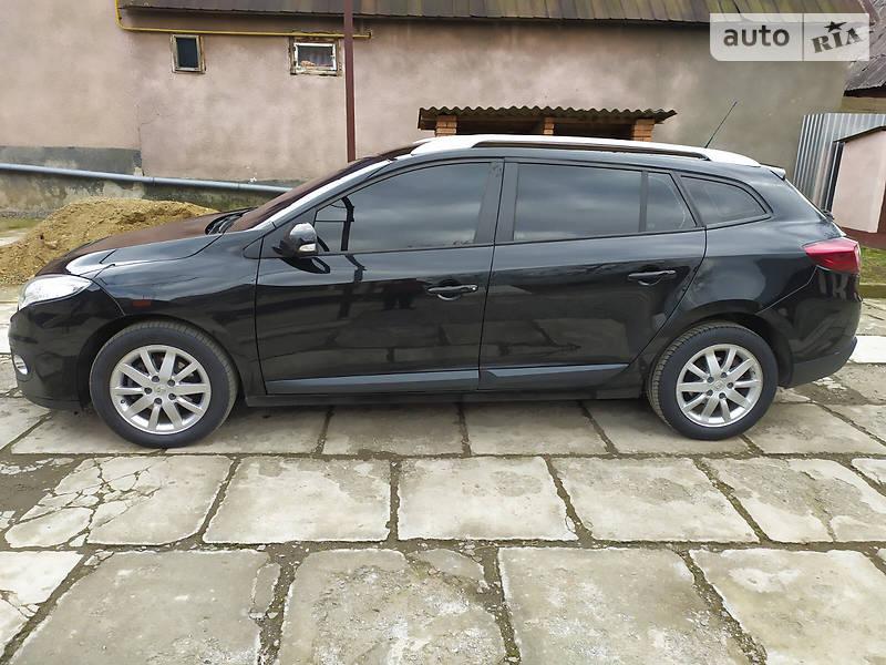 Унiверсал Renault Megane 2013 в Мукачевому