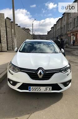 Унiверсал Renault Megane 2017 в Дніпрі