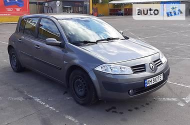 Хэтчбек Renault Megane 2003 в Житомире