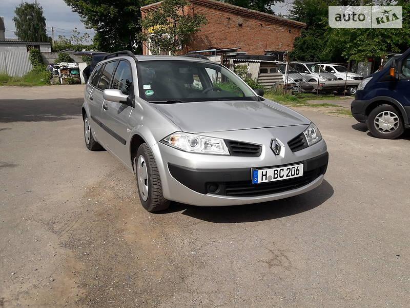 Универсал Renault Megane 2007 в Виннице