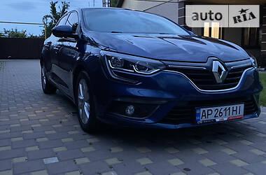 Хэтчбек Renault Megane 2016 в Вольнянске
