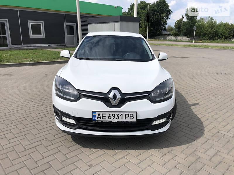 Унiверсал Renault Megane 2015 в Павлограді