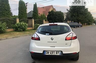Хэтчбек Renault Megane 2015 в Луцке