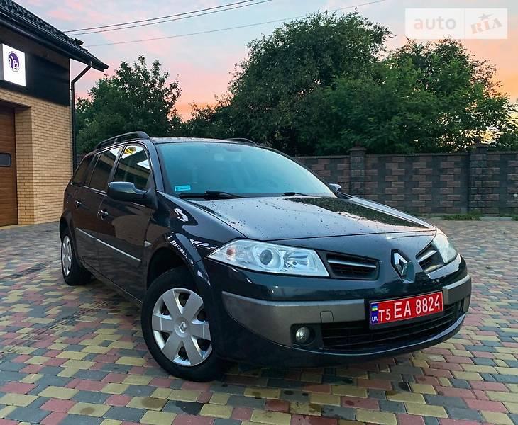 Renault Megane Universal
