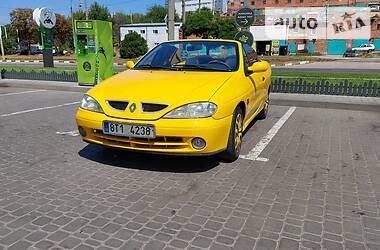 Кабріолет Renault Megane 2000 в Харкові