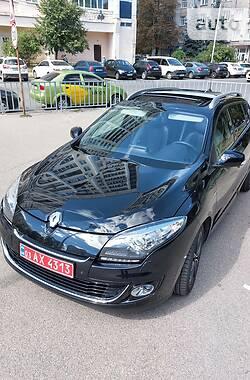 Унiверсал Renault Megane 2012 в Дніпрі