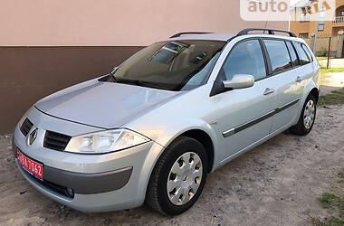 Универсал Renault Megane 2005 в Кривом Роге