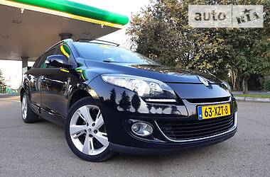 Унiверсал Renault Megane 2012 в Стрию