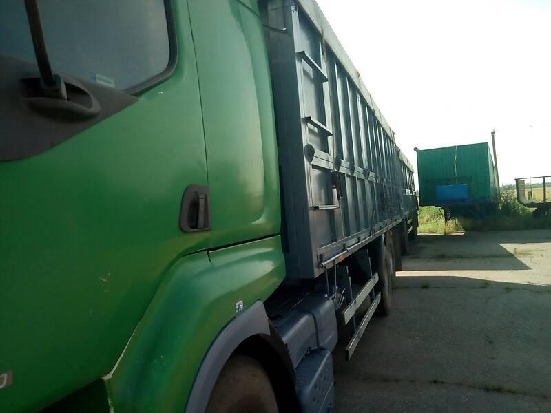 Зерновоз Renault Premium 2001 в Миколаєві