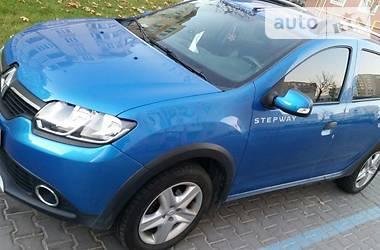 Renault Sandero StepWay 2015 в Киеве