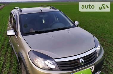 Renault Sandero StepWay 2011 в Новой Одессе