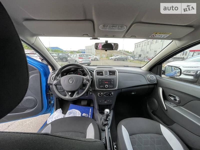 Хетчбек Renault Sandero StepWay 2016 в Києві