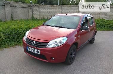 Renault Sandero 2010 в Харькове