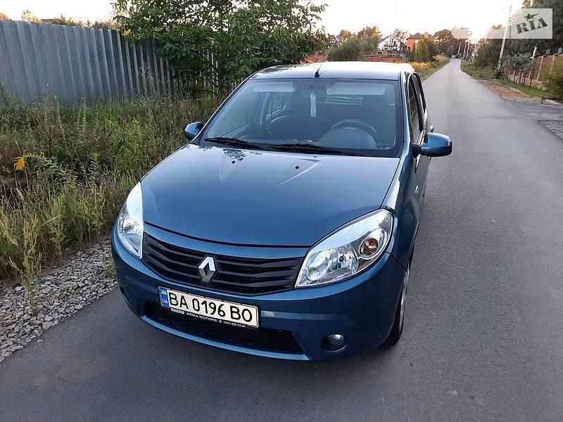 Renault Sandero 2011 в Киеве