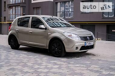 Renault Sandero 2011 в Ивано-Франковске