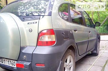 Позашляховик / Кросовер Renault Scenic RX4 2001 в Виноградові