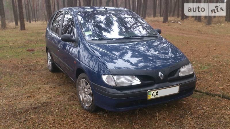 Renault Scenic 1998 в Полтаве