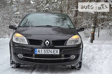 Renault Scenic 1.5 dCi 6ст КПП  2008