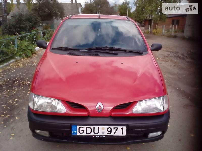 Renault Scenic 1998 в Луцьку
