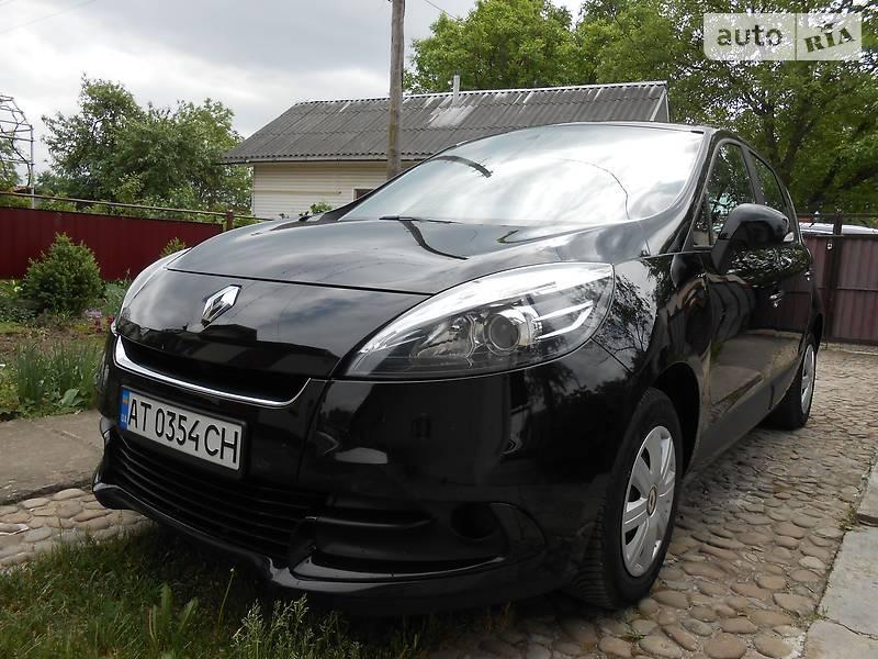 Renault Scenic 2013 в Ивано-Франковске