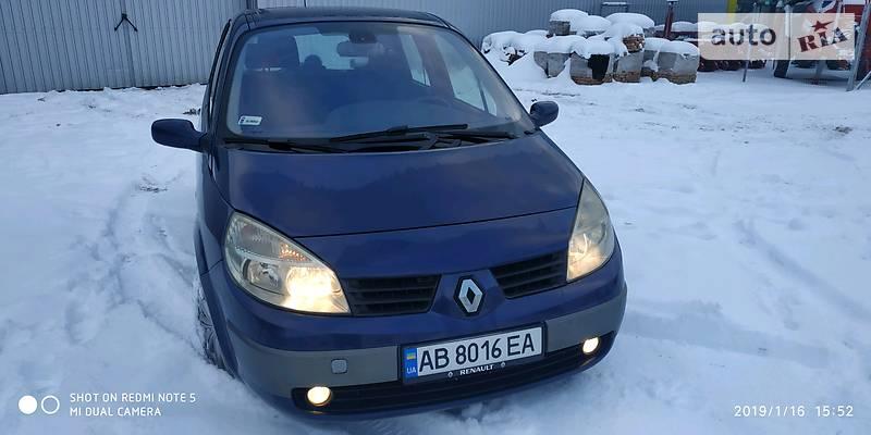 Renault Scenic 2004 года в Виннице