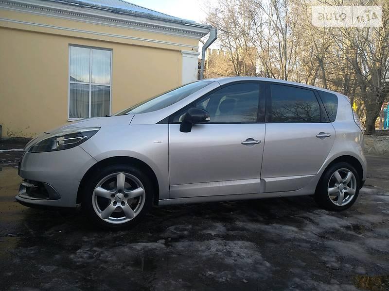 Renault Scenic 2012 в Кропивницком